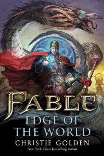Fable - Edge of the World by Christie Golden.