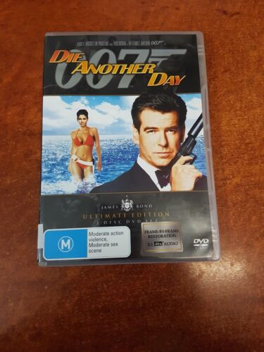 Die Another Day 007 Ultimate Edition DVD