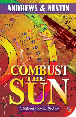 Combust the Sun: A Richfield & Rivers Mystery by Andrews.