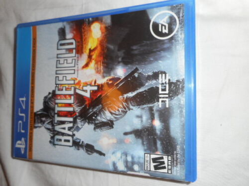 ps 4 battlefield 4 game