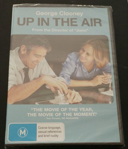 Up In The Air DVD Brand New And Sealed