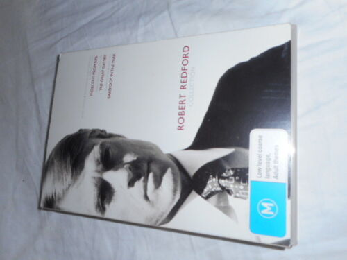 the robert redford collection dvd set