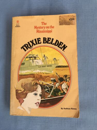 Trixie Belden The Mystery On The Mississippi