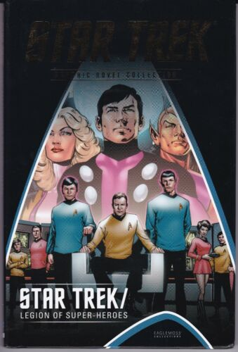 Star Trek Hardcover Graphic Novel Collection - The Legion of Super-Heroes