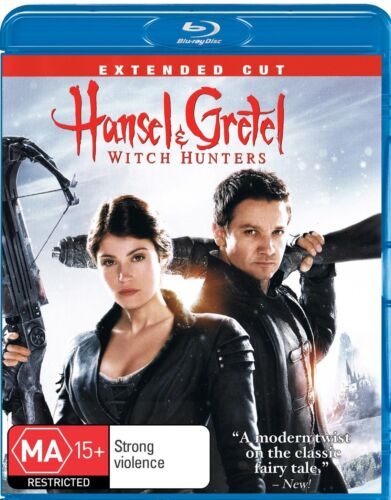 Hansel and Gretel - Witch Hunters : Blu-Ray