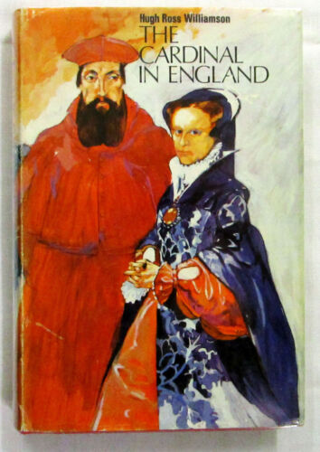 The Cardinal in England Williamson Fifth Volume Plantagenets Series 1st Edition