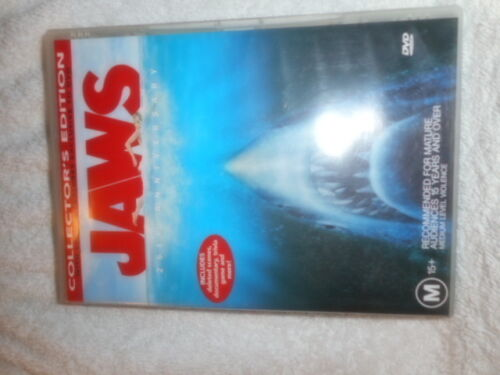 JAWS DVD COLLECTORS EDITION