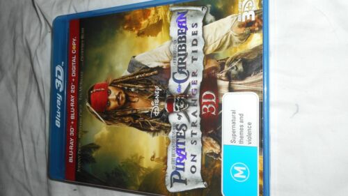 pirates of the caribbean on stranger tides triple pay bluray