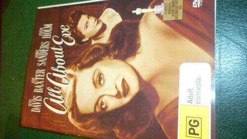 ALL ABOUT EVE DVD SET