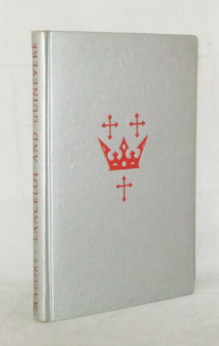 MALORY Lancelot & Guinevere Folio Society 1953 Presentation Volume As issued HC