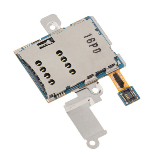For Samsung Galaxy Note N8000 N8010 SIM Card Reader Contact Pins Flex Cable