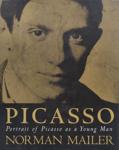 Picasso: Portrait Of Picasso As A Young Man (HB, 1996)