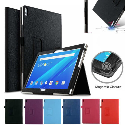 For Lenovo Tab E7 E8 Tablet Premium Folding Stand PU Leather Case Business Cover