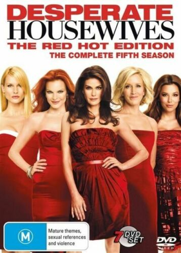 Desperate Housewives : Season 5 DVD : NEW