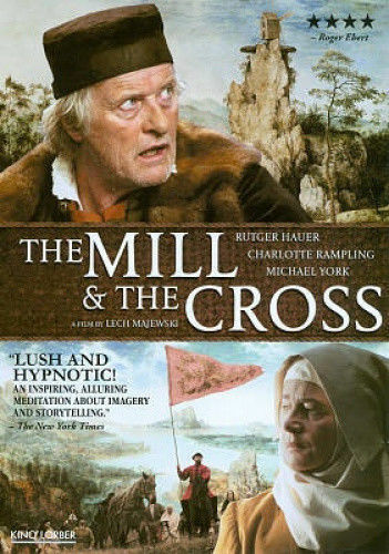 The Mill & the Cross [Region 1] - DVD - New - Free Postage.