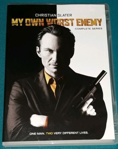 My Own Worst Enemy: The Complete Series DVD REGION 1 US