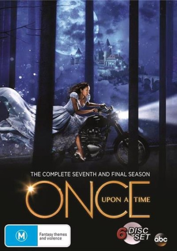 Once Upon A Time - Season 7 : NEW DVD