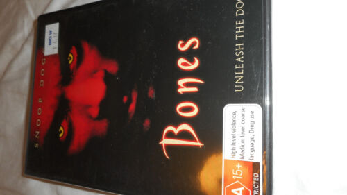 BONES DVD HORROR,BRAND NEW SEALED