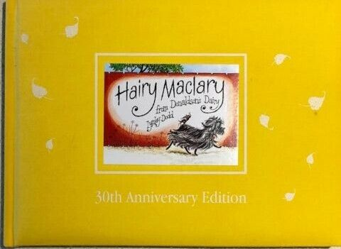 NEW Hairy Maclary from Donaldson's Dairy By Lynley Dodd Board Book Free Shipping