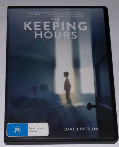 The Keeping Hours DVD Region 4