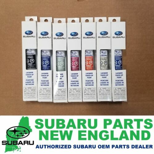 Genuine OEM Subaru Touch Up Paint Crystal White Pearl K1X J361SAL000A1 <br/> New OEM Factory Part