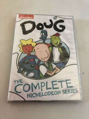 Nickelodeon Doug The Complete Series DVD *SALE*