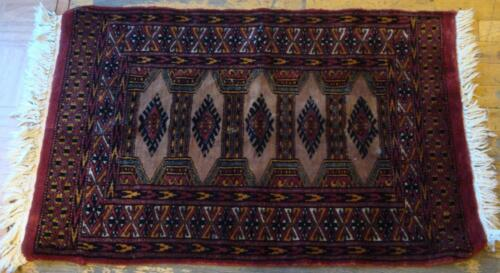 RARE IMPORTANT HAND WOVEN PERSIAN BURGUNDY, GOLD ,BEIGE RUG IMPORTANT NYC ESTATE