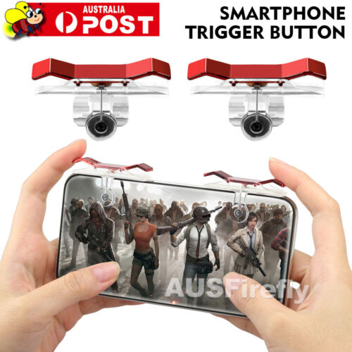 For PUBG Controller Mobile Game Shooter Trigger Fire L1R1 Button Smartphone