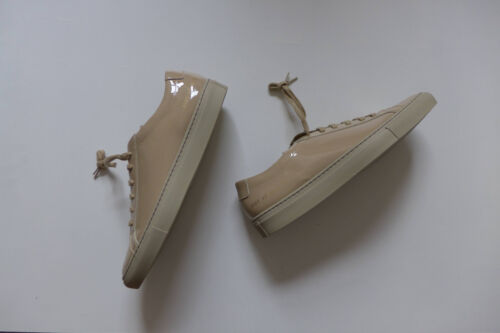 Common Projects Achilles Sneakers in Gloss Taupe, size 42 - BNWB, RRP £340