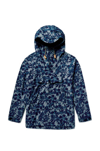 Battenwear Scout Anorak in Tropical Print, size Small - BNWT, RRP £390