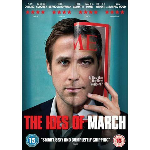 THE IDES OF MARCH – DVD- REGION-2- NEW AND SEALED- FREE POST IN AUSTRALIA