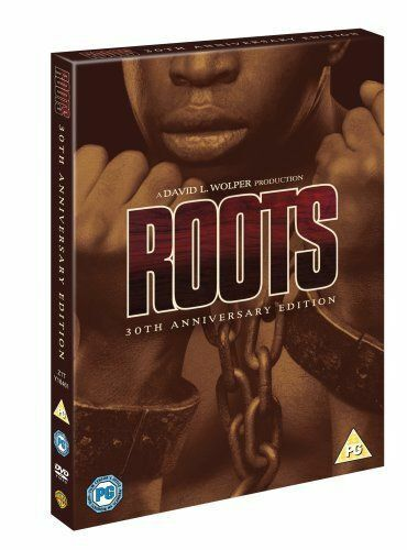 "ROOTS COMPLETE ORIGINAL SERIES COLLECTION 4 DISC DVD BOX SET R4 ""NEW&SEALED"""
