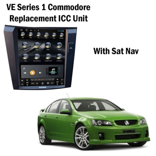 New Kayhan Holden 11 Inch Screen & Head Unit To Suit  VE Series 1 2006-2011