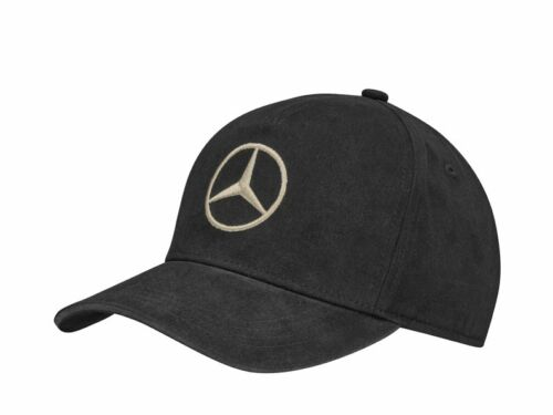 Originale Mercedes-Benz Cappello Donna Cotone Nero B66954533