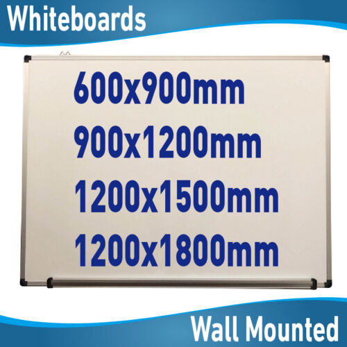 4 Sizes Premium Office Magnetic Whiteboard Whiteboards White Boards