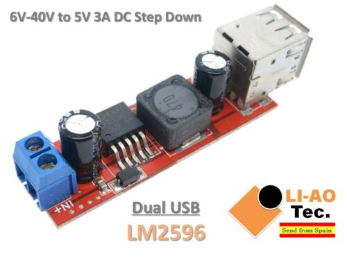 10pcs LM2596T-5.0 LM2596 NSC TO-220 Voltage Regulator 3A 5V NEW DATE CODE