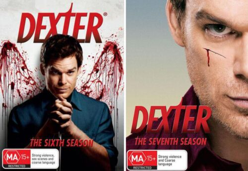 Dexter Seasons 6 & 7 : NEW DVD