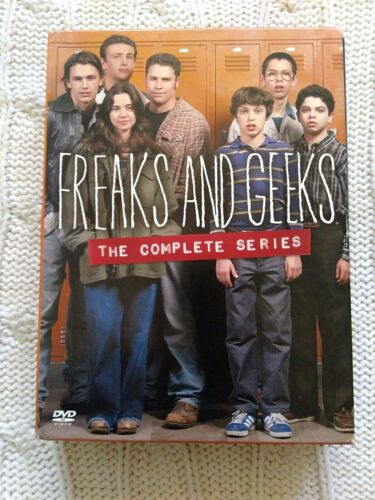 Freaks And Geeks - The Complete Series (DVD, 6-Disc Box Set) REGION-1- VERY GOOD