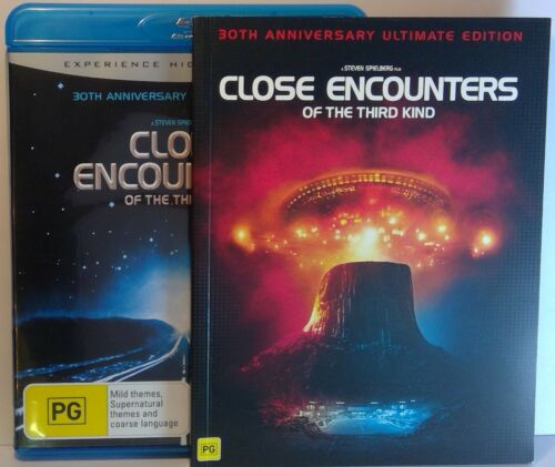 Close Encounters of the Third Kind (30th Anniversary Ultimate Ed.) Used Blu-ray