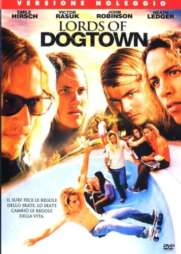 Lords of Dogtown (2005) DVD RENT NUOVO Sigillato