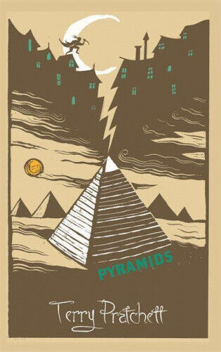 Pyramids: Discworld: The Gods Collection by Terry Pratchett.