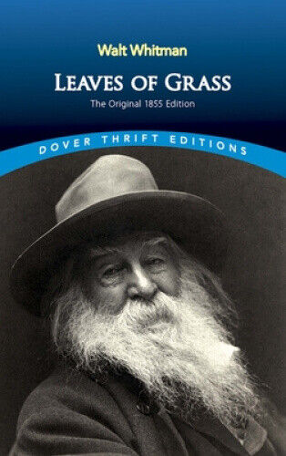 Leaves of Grass by Walt Whitman.