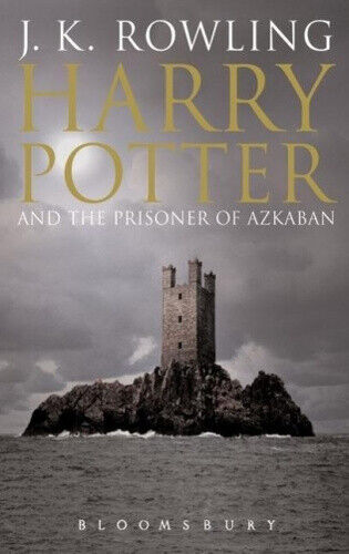 Harry Potter and the Prisoner of Azkaban: Adult Edition by J. K. Rowling.