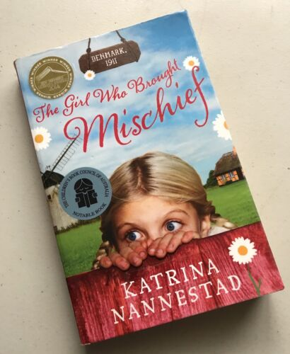 The Girl Who Brought Mischief by Katrina Nannestad (Paperback, 2013)