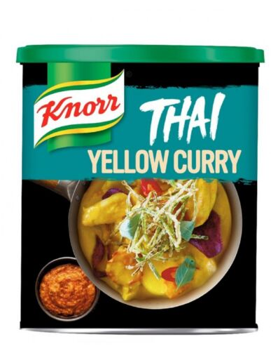 Knorr Yellow Thai Curry Paste 850gm