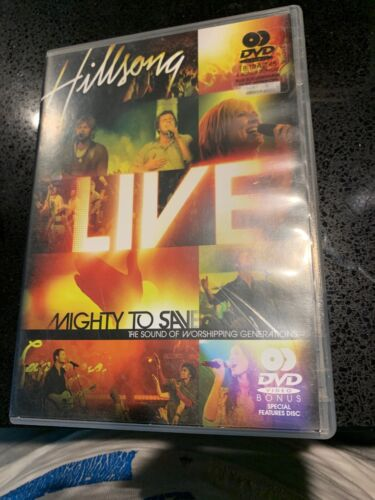 Hillsong: Mighty to Save - Live Special 2 Disc DVD Rare