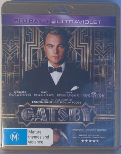 The Great Gatsby (Leonardo DiCaprio, Toby Maguire) Pre-owned Blu-ray