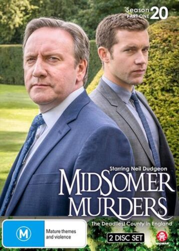 Midsomer Murders : Season 20 : Part 1 : NEW DVD