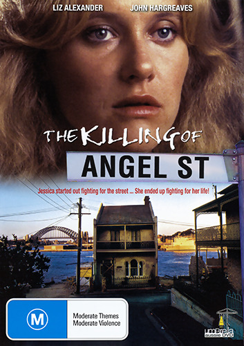 Elizabeth Alexander THE KILLING OF ANGEL STREET DVD (NEW & SEALED)