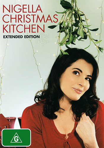 Nigella Lawson NIGELLA CHRISTMAS KITCHEN - EXTENDED EDITION DVD (NEW & SEALED)